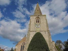 Iglesia de Santa María Magdalena en Tanworth en Arden foto