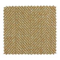 Brown zigzag fabric sample photo