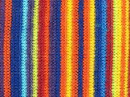 Fondo de tela de rayas verticales multicolor foto