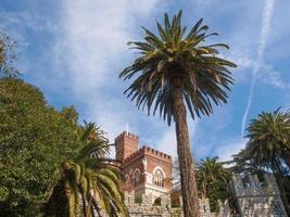 Albertis Castle in Genoa Italy photo
