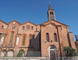 Sant Eustorgio church Milan photo