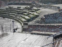 Roman Theatre Turin photo