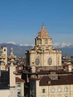 San Lorenzo church, Turin photo