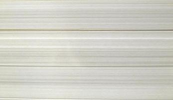 hojas de papel en blanco foto