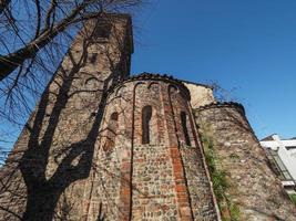 iglesia de san pietro en settimo torinese foto