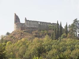 Avigliana castle Italy photo