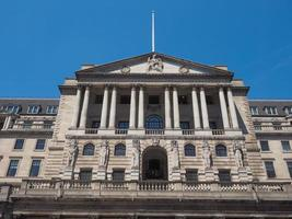 Bank of England in London photo