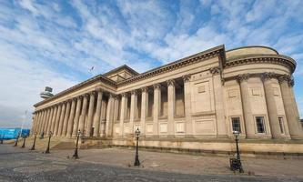 St George Hall in Liverpool photo