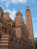 Westminster Cathedral in London photo