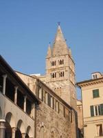 San Giovanni church in Genoa photo