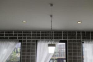 habitación tipo loft de estilo moderno e industrial foto