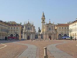Piazza San Carlo, Turin photo