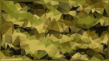 Abstract Vector Military Camouflage Background Made of Geometric