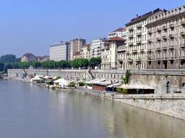 Murazzi in Turin photo
