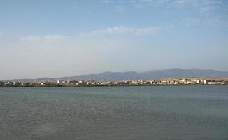 Salinas salinas en cagliari foto
