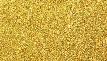 Golden glitter style effect background vector