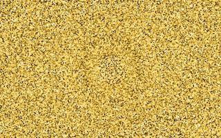 Gold glitter effect background pattern texture vector
