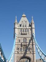 Tower Bridge London photo