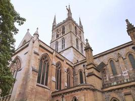 Southwark Cathedral, London photo