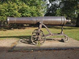 cañón ruso en ely foto