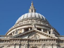 St Paul Cathedral, London photo
