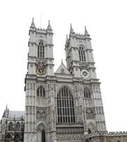Westminster Abbey church in London photo