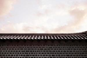 Korean tradition, Traditional houses and buildings, korean landmark photo