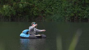 Fly Fishing, slow motion, shot on Phantom Flex 4K video