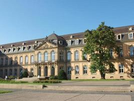 Schlossplatz Castle square, Stuttgart photo