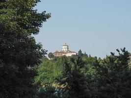 Iglesia de Monte Cappuccini en Turín foto