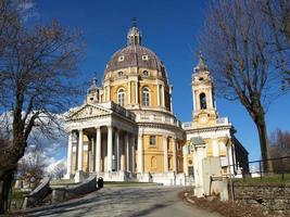 basilica di superga, turín foto