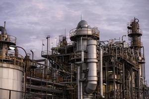 The environmental pollution factory exterior photo