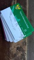 foto de la tarjeta sanitaria estatal de Indonesia