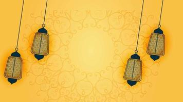 Eid Mubarak ,Eid-Al-Adha and Eid-Al Fitr Happy holiday. video