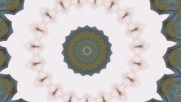 abstrait futuriste. boucle fantastique en mouvement dynamique. video