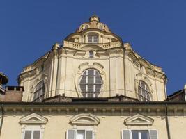 San Lorenzo church in Turin photo