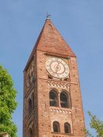 iglesia de santa maria della stella en rivoli foto