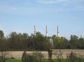 Power Station in Chivasso photo