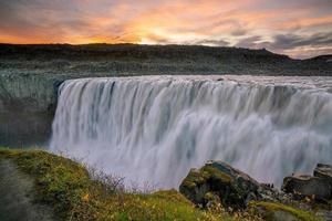 Iceland beautiful landscape, Icelandic nature landscape photo