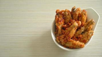 alitas de pollo a la barbacoa video