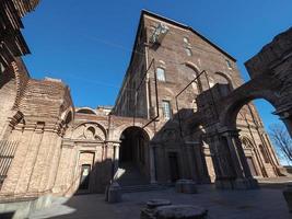 Rivoli Castle in Rivoli photo