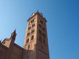 San Lorenzo Cathedral in Alba photo