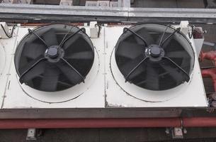 HVAC device fans photo