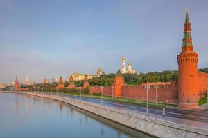 el kremlin de moscú foto