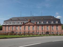 Staatskanzlei state cancellery in Mainz photo