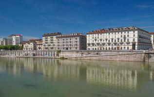 River Po Turin photo