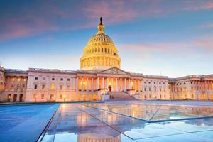 The United States Capitol building photo