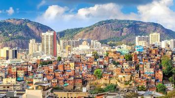 Rio de Janeiro downtown photo