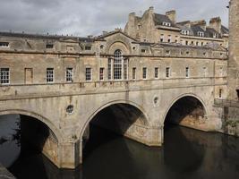 Pulteney Bridge in Bath photo