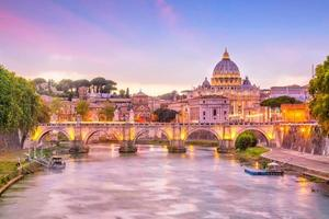 St Peter Cathedral in Rome, Italy photo